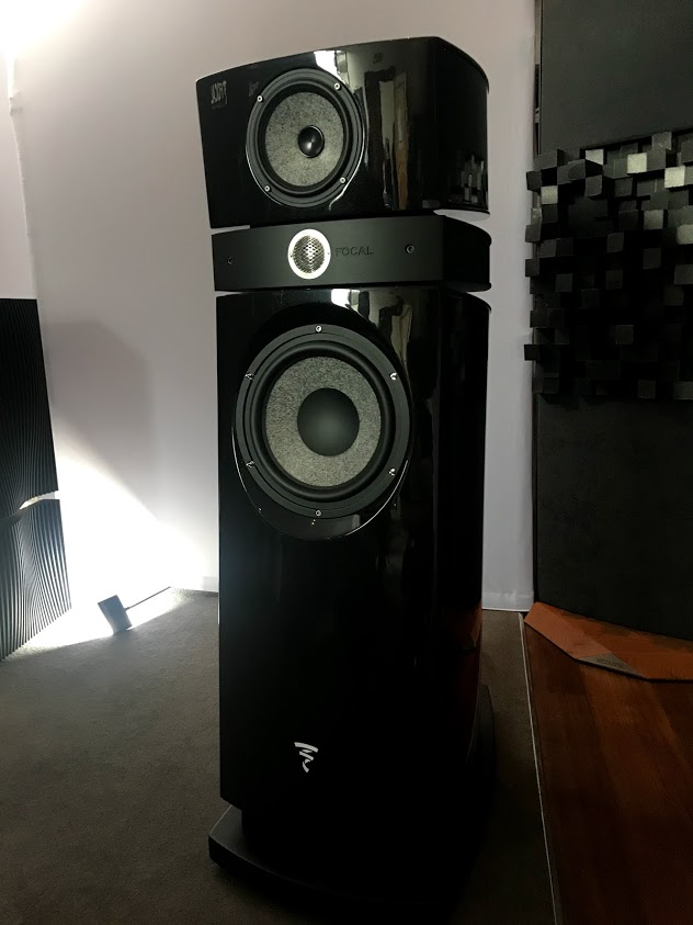 Focal loudspeaker