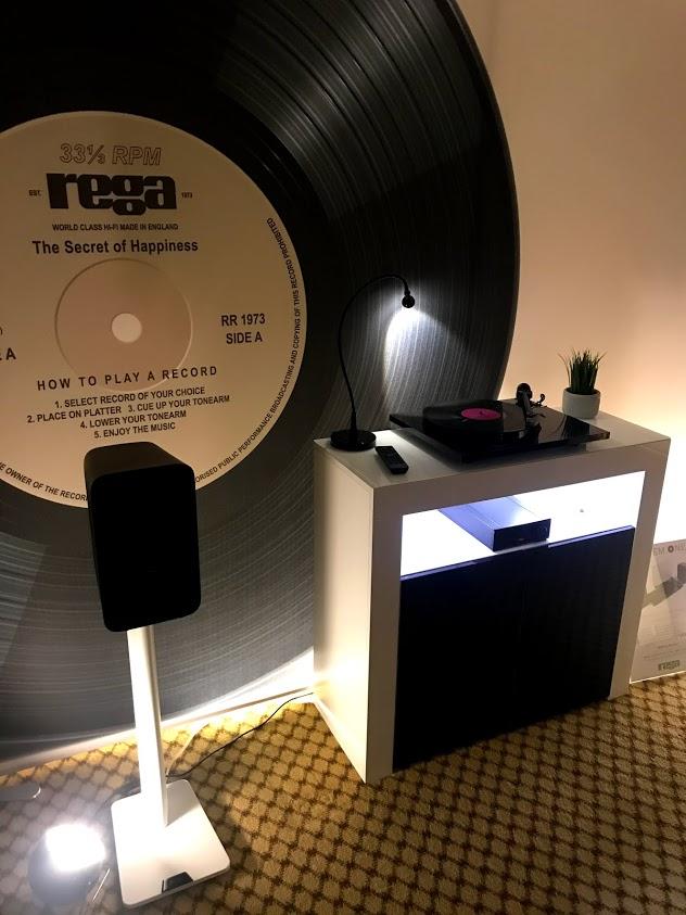Rega System One