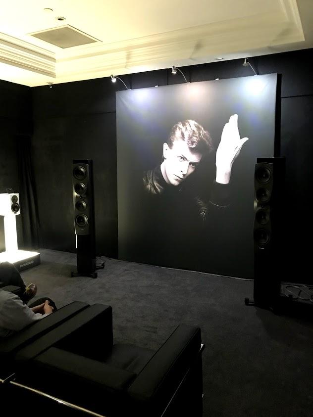 Dynaudio demo room